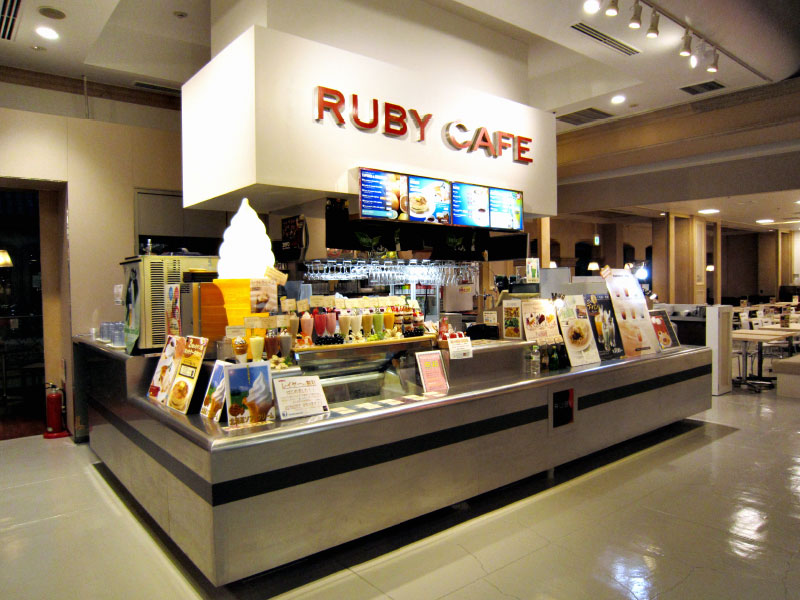 RUBY CAFE Odaiba